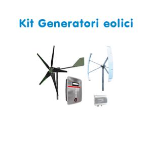 Kit Generatori Eolici