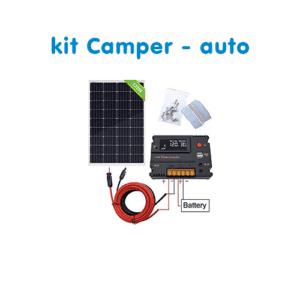Kit Camper - Auto